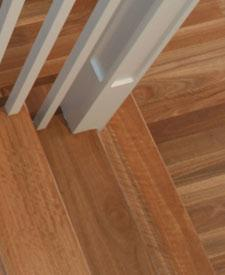Spotted Gum Stair Treads
