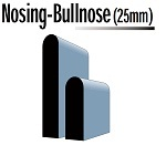 More about Nosing Bull 25 Sizes