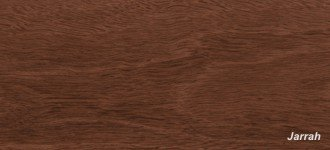 jarrah timber species
