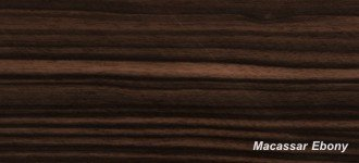 More about Macassar Ebony