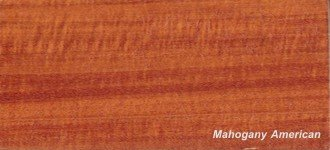 More about Mahogany, American