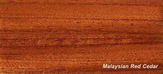 More about Malaysian Red Cedar