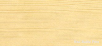More about Red Baltic Pine