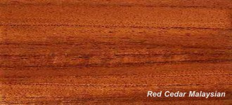 More about Red Cedar – Malaysian