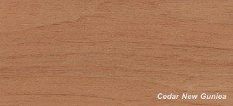 More about Cedar, New Guinea