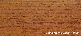 More about Cedar, New Guinea Pencil