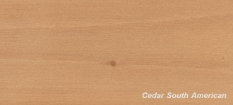 More about Cedar, South American
