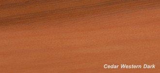 More about Cedar, Western Red – Dark